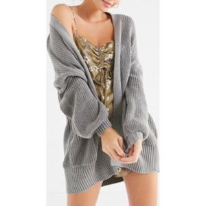 Urban Outfitters BDG Charlie Dolman Cardigan